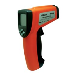 THERMOMETER INFRARED GUN W/ CASE  -50 +580C