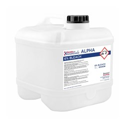 ALPHA BLEACH 6% 15LT