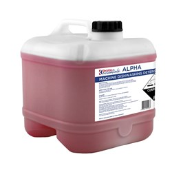 ALPHA DISH MACHINE DETERGENT 15LT