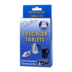 DESCALER TABLETS 6/PKT NERO (24)