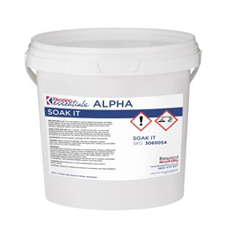 ALPHA SOAK IT 5KG