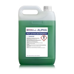 ALPHA MANUAL POT & PAN DETERGENT 5L (3)