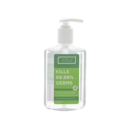 HAND SANITISER 240ML ELIVE 72% ALCOHOL (24)