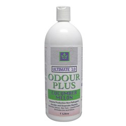 BIOLOGICAL CLEANER ODOUR PLUS 1LT CUCUMBER MELON (6)