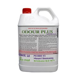 BIOLOGICAL CLEANER ODOUR PLUS 5LT CUCUMBER MELON (4)