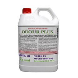 BIOLOGICAL CLEANER ODOUR PLUS 5LT KIWI GRAPEFRUIT (4)