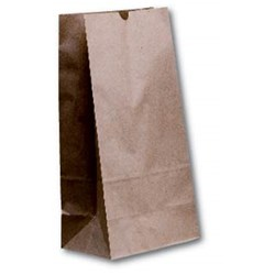 PAPER SOS BAG BROWN NO.16 250/CTN 380X240X120MM