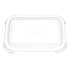 LID CLR PLASTIC CLIP ON SUIT DUALPAK DP6100 TRAY 180/CTN