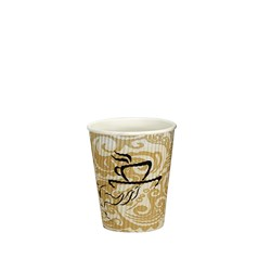 VEE INSULATED CUP 355ML PRINTED 300/CTN