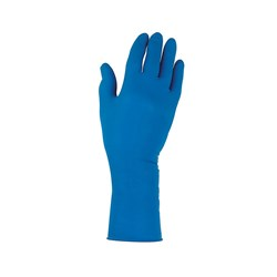 GLOVE G29 SOLVENT PROTECT 2XL BLUE 50/PKT (10)
