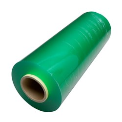 FRUIT & VEGIE BULK FILM GREEN 450MM X 1300MTR  ROLL  (2)