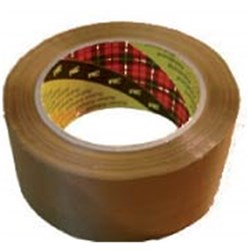 PACKAGING TAPE BROWN 36MMX75MT (48)