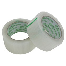 PACKAGING TAPE CLR ACRYLIC 48MM X 75MTR (36)
