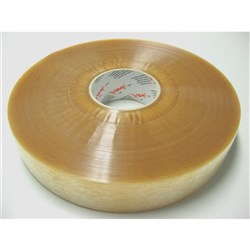 MACHINE PACKAGING TAPE CLR 48MM X 1000MTR RUBBER ADHESIVE