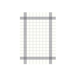 NAPKIN TOWEL GREY CHECK 380X540MM 250/CTN