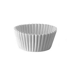 MUFFIN CASE 610 WHT 55X29MM 500/PKT