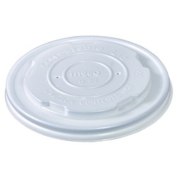 ECO LID SUIT 8OZ I AM ECO BOWLS PLA 1000/CTN