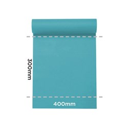 LISAH TABLE RUNNER / PLACEMAT TEAL 24MTX40CM (4)