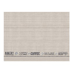 BAKERY PLACEMAT PAPER GREY 300X400MM 100/PKT (5)