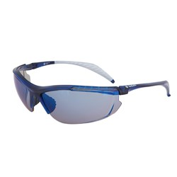 SAFETY GLASSES BUSTER BLUE MIRROR LENS SPEC (12)