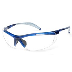 SAFETY GLASSES CLR LENS BUSTER FLOATING LENS (12)