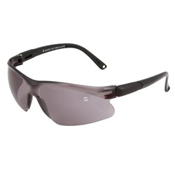 SAFETY EYEWEAR V30 NEMESIS SMOKED MIRROR OUTDOOR LENS