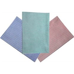 WIPES ALL PURPOSE BLUE 60 X 450MM 20/PKT (5)