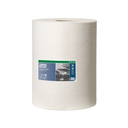 TORK CLEANING CLOTH COMBI ROLL WHT 38X32CM 400SHT/ROLL