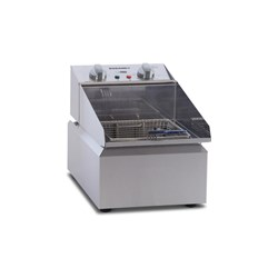 FRYPOD FRYER SINGLE PAN 5LT 290X480X335MM