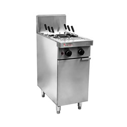 PASTA COOKER GAS 400MM RCP4-NG 400X803X983MM
