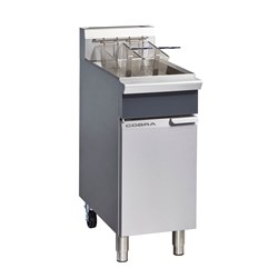 DEEP FRYER GAS SINGLE PAN CF2 400X800X1085MM