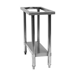 STAND W/ SHELF 300MM RCSTD3 S/S 300X683X680MM