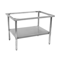 STAND W/ SHELF 900MM RCSTD9 S/S 900X683X680MM