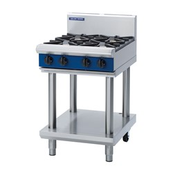 COOKTOP GAS ON LEG STAND G514D-LS 600X812X1085MM