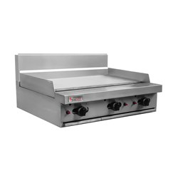 COOKTOP GRIDDLE GAS 900MM RCT9-9G-NG 900X803X445MM