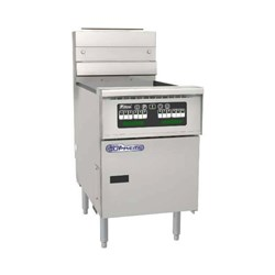 FRYER GAS HIGH EFFICIENT SSH60 400X875X1172MM