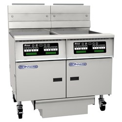 FRYER GAS W/ BUILT IN FILTER SSH75-FD/FF 1000X875X1172MM