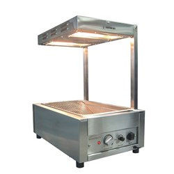 FOOD WARMER CHIP DUMP 10A 600X390X664MM