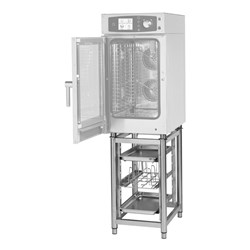 STAND SUIT KOMPATTO 2/3 COMBI OVEN 1180X850X675MM