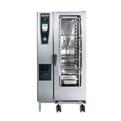 COMBI OVEN SELF COOKING CTR SCC5S201G GAS 20X1/1 GN TRAYS