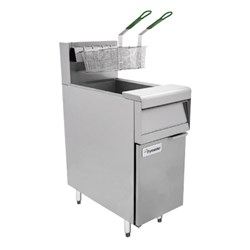 DEEP FRYER GAS OPEN POT 20LT MJ140 NG 397X801X1041MM