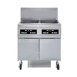 DEEP FRYER GAS DBL OPEN POT FMJ250-NG 25LT 794X801X1211MM