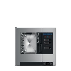 COMBI OVEN 7 TRAY ELECTRIC 875X825X820MM