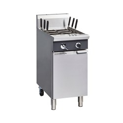 PASTA COOKER GAS 40LT CP4 450X800X1085MM