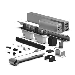 DOUBLE STACK INSTALLATION KIT XEVQC-0011-G