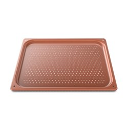 BAKERY TRAY SIL COAT PERF TG315