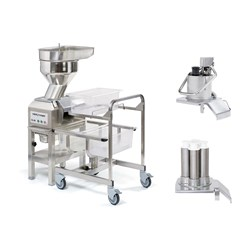 VEGETABLE PREP MACHINE 1500W 462X770X1353MM CL60 W/STATION