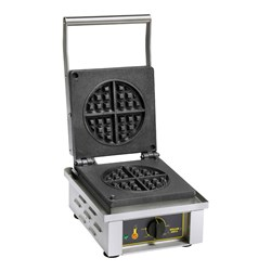 WAFFLE IRON 1 PER SERVE 305X440X230MM