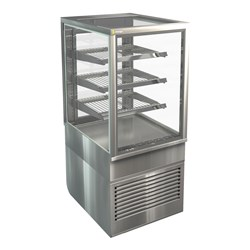 DISPLAY CABINET COLD FREESTAND BTGRF6 600X750X1380MM