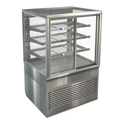 DISPLAY CABINET COLD FREESTAND BTGRF9 900X750X1380MM